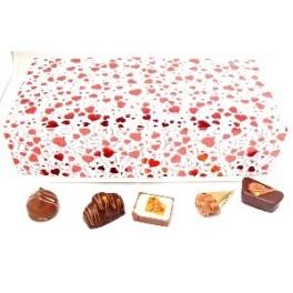 Mega Love Box met Fairtrade Handgemaakte Bonbons