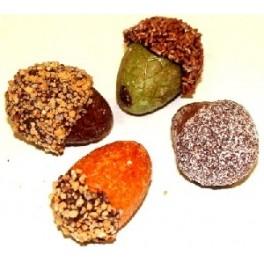 Herfst Chocolade Eikels