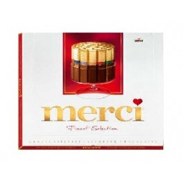 Merci Finest Selection 250 gram Chocolade Online Bestellen