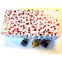 Mega Love Box met Fairtrade Slagroom & Praline Bonbons