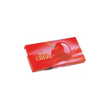 Mon Cheri Chocolade Kersenbonbons 157.5 gram