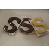 Mini Chocolade Letters
