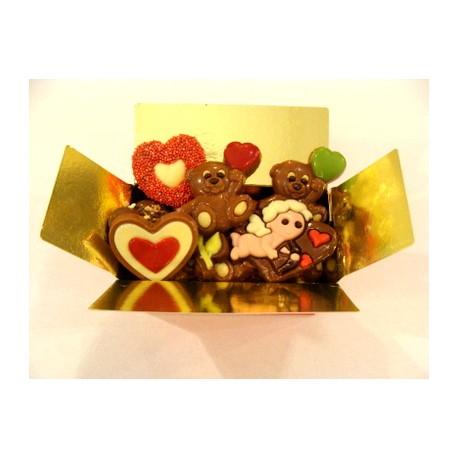Valentijn Chocolade Mix 250 gr