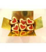 Valentijn Chocolade Hartjes 250 gr