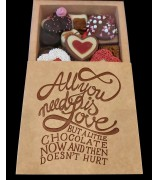 All You Need is Love 300 gram Bonbons handgemaakt