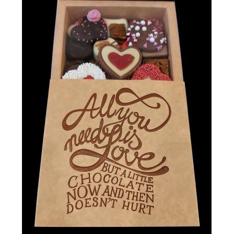 All You Need is Love 300 gram Bonbons handgemaakt