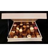 Magneet Box 850 gram handgemaakte bonbons