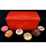 Chocolade Cupcakes asorti 500 gr
