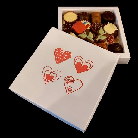 White love Box 250 gram