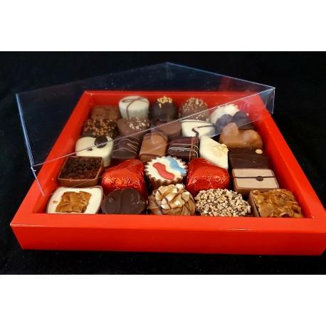 Love Box 550 gram handgemaakte bonbons